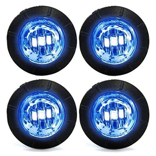 Blue Led Lights For Volunteer Firefighters