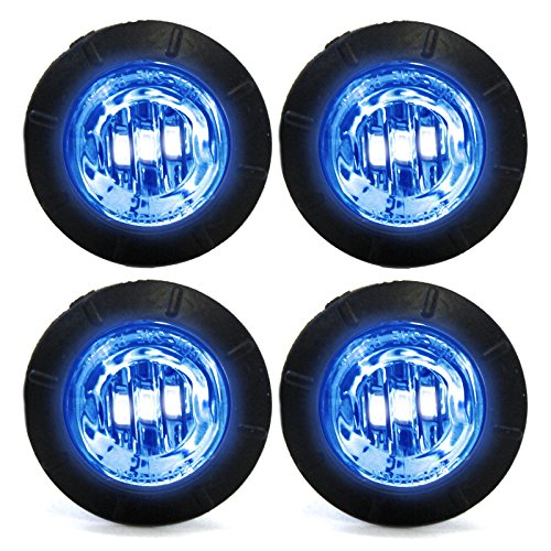 Blue Led Ambulance Lights in US - 4