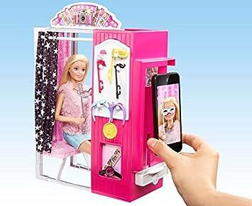 barbie fotokabine