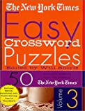 Easy Crossword Puzzles, New York Times Staff, 031228912X