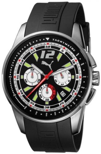 Puma Race Chronograph Men's Watch #PU102161005 [Watch] Puma (Watches Puma Man)