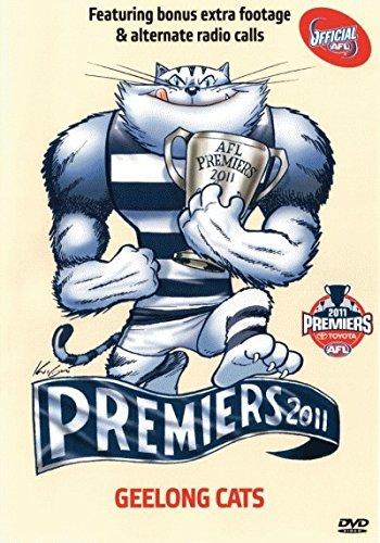 2011 AFL Premiers - Geelong Cats - [PAL / Import - Australia]