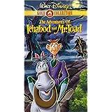 Adventures of Ichabod & Mr. Toad