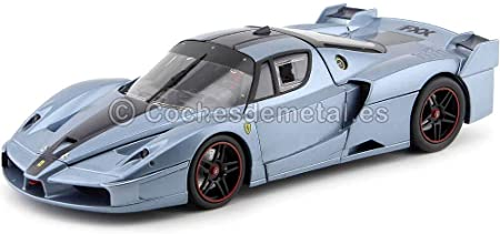Hot Wheels N2065 1 18 Ferrari Fxx Diecast Car Amazon De Spielzeug