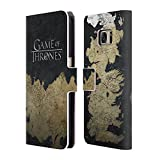 Official HBO Game Of Thrones Westeros Map Key Art Leather Book Wallet Case Cover For Samsung Galaxy S7