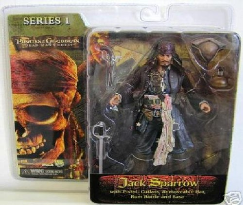 Pirates of the Caribbean Dead Man's Chest Series