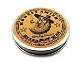 Beauty : Honest Amish Original Beard Wax - Made from Natural and Organic Ingredients