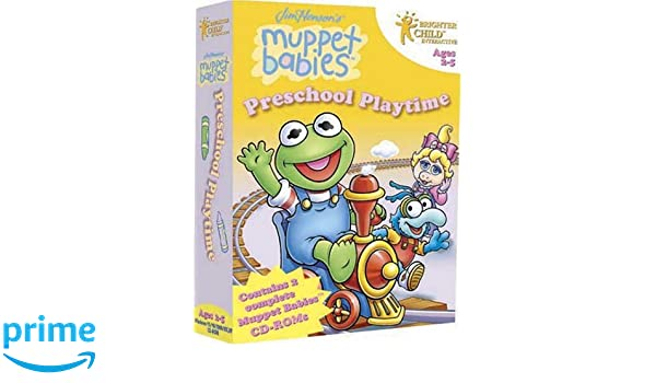 Amazon.com: Muppet Babies: Preschool Playtime