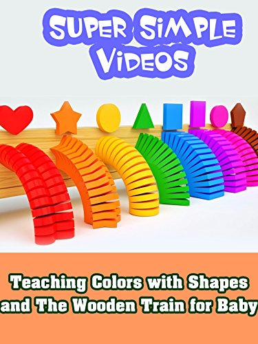 Teaching Colors with Shapes and The Wooden