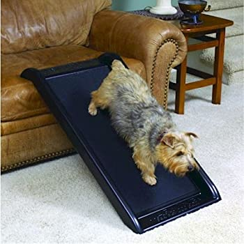 Amazon Com Wooden Pet Ramp For Bed Indoor Dog Ramp