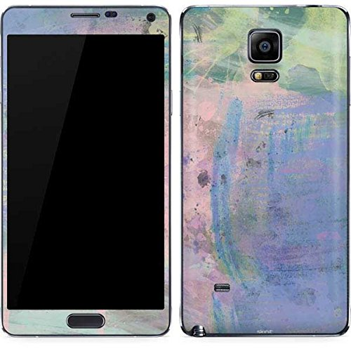 Abstract Art Galaxy Note 4 Skin - Rose Quartz & Serenity Abstract Vinyl Decal Skin For Your Galaxy Note 4