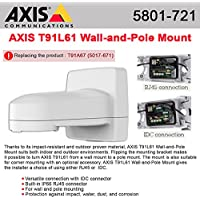 AXIS T91L61 Wall-and-Pole Mount - Replacing the product : T91A67 (5017-671)