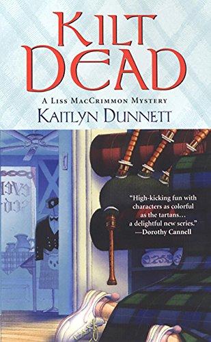 Halloween News Dance (Kilt Dead (A Liss MacCrimmon Mystery Book)