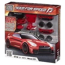 Mega Bloks Need for Speed Buildable Nissan GTR