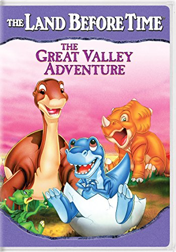 The Land Before Time: The Great Valley Adventure (Dvd Time Land Before Set)