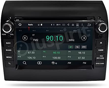 Android 10 Gps Dvd Usb Sd Wi Fi Bluetooth Mirrorlink Autoradio Navigation Fiat Ducato Citroen Jumper Peugeot Boxer Navigation