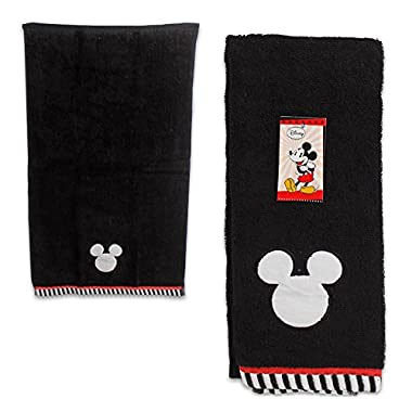 1 Mickey Mouse Embroidered Hand Towel