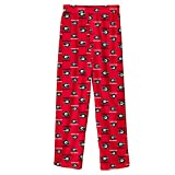 Outerstuff NCAA Georgia Bulldogs Toddler Team Colored Printed Pant, Red, 2T