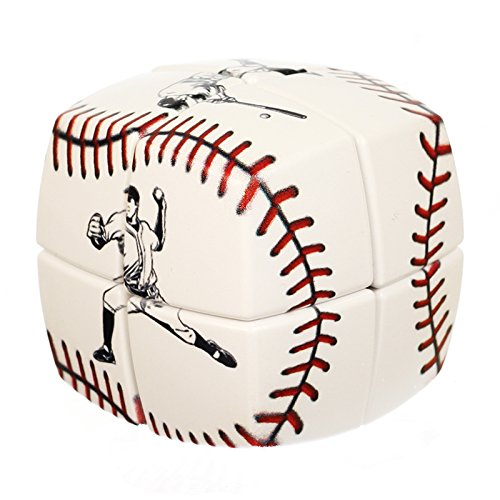 V-Cube Baseball 2B Cube Toy