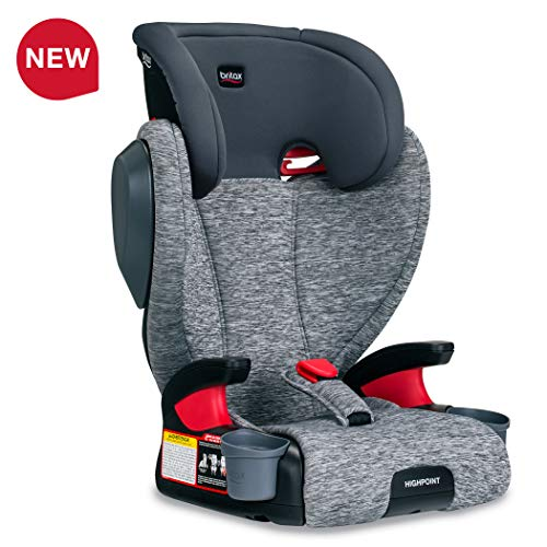 Learn More About Britax Highpoint 2-Stage Belt-Positioning Booster Car Seat - Highback and Backless ...