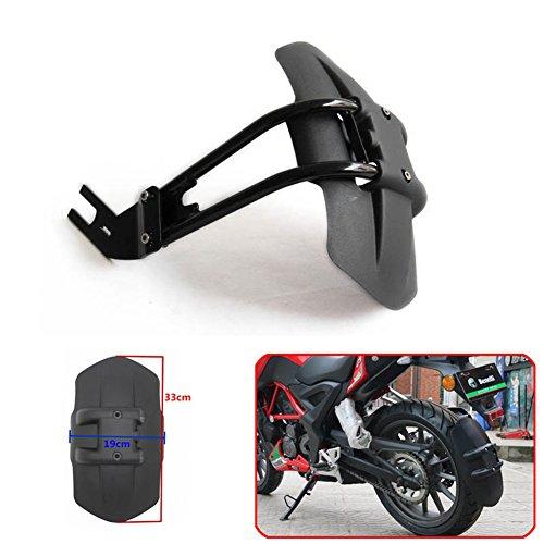 Qazwsx Motorcycle Accessories Rear Fender Bracket Motorbike Mudguard Aluminum Fit For Kawasaki Z250/CL/Z300/Z750/Z800/KLR650