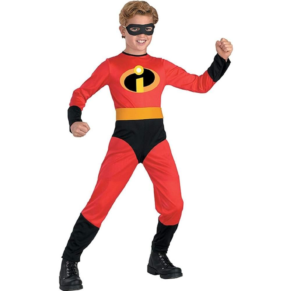 Amazon.com Disguise The Incredibles- Mr. Incredible Standard Child Costume Size 3T-4T Clothing  sc 1 st  Amazon.com & Amazon.com: Disguise The Incredibles- Mr. Incredible Standard Child ...