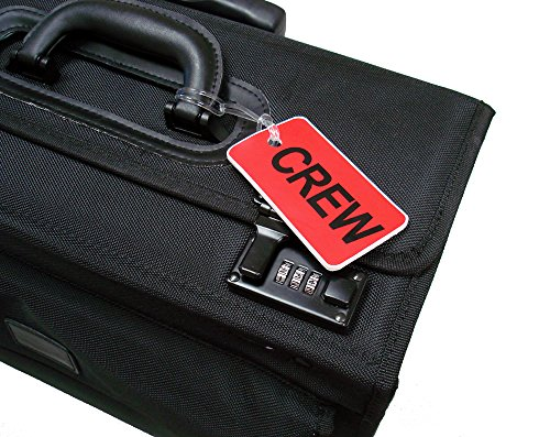 GelFlex Double Sided Crew Tag (Red)