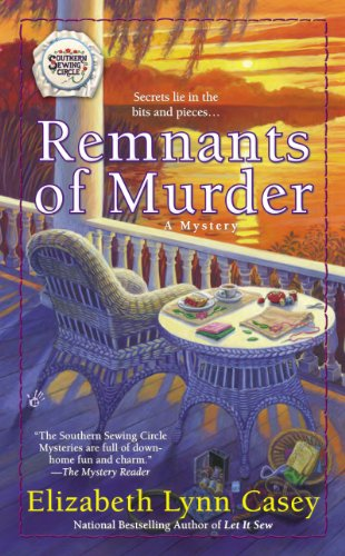 book cover of Remnants of Murder
