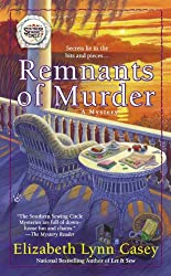 Remnants of Murder (Southern Sewing Circle Mystery Book 8)