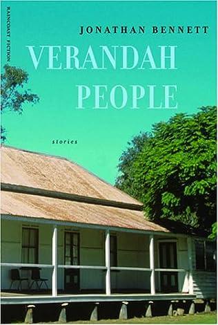 book cover of Verandah People
