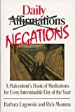 Daily Negations, Barbara Lagowski, 0399519807