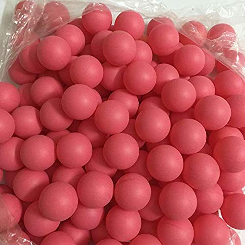 Table Tennis Ping Pong Ball Lottery Game Toys Pet Beer Balls 150Pcs Frosted Seamless Red
