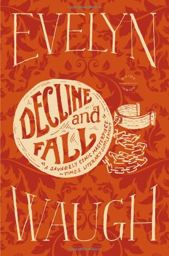 Book cover for Decline and Fall