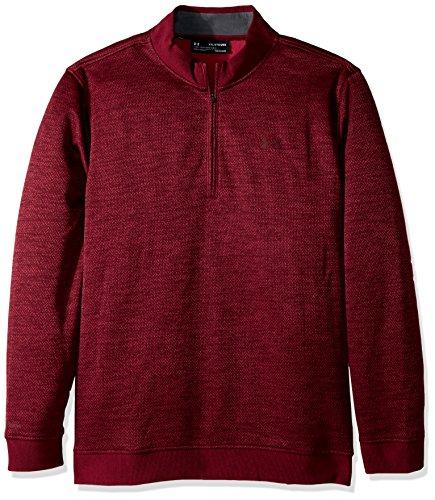 Under Armour Men's Storm SweaterFleece Herringbone ¼ Zip