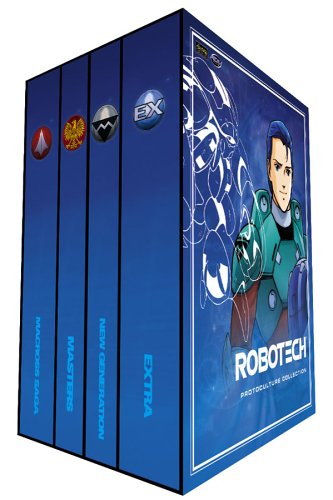 Robotech - Protoculture Collection by ADV Films