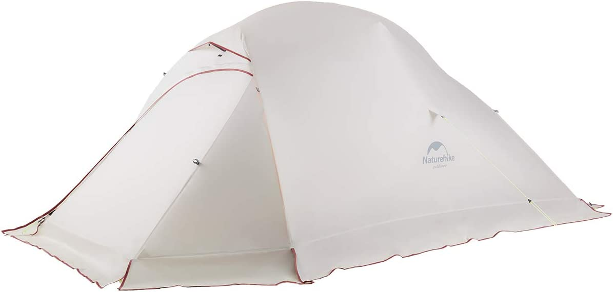 Naturehike Cloud-Up 2 and 3 Person Lightweight Backpacking Tent