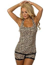 Lingerie Electric Lace Sexy PJ Sleepwear Shorts Set 562856-2439