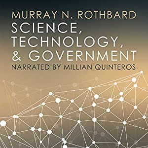 Science, Technology, and Government Audiobook