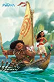 #8: Trends International Moana Group Wall Poster 22.375