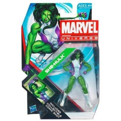 She Hulk Marvel Universe Action Figure
