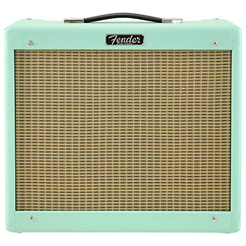 Fender 2231500971 Blues Jr IV Surf Green P12Q Limited Edition Amplifier