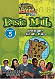 Standard Deviants School - Basic Math, Program 5 - Integer Grab Bag (Classroom Edition)