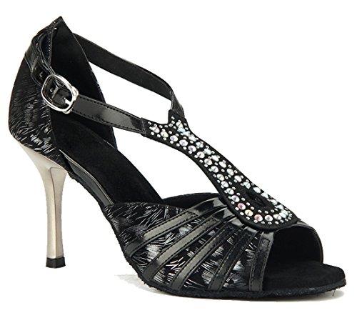 5cm joymod 8 Donna Black Mgm Ballerine Heel H0xn6