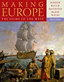 img - for Making Europe: The Story of the West book / textbook / text book