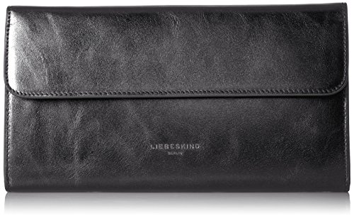Liebeskind Berlin Women's Mariaw7 Metallic Leather Envelope Clutch by Liebeskind Berlin