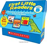 First Little Readers: Guided Reading Level B, Liza Charlesworth and Deborah Schecter, 0545223024