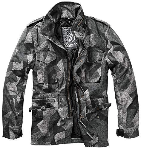 Brandit Men's M-65 Classic Jacket Night Camo Digital Size L
