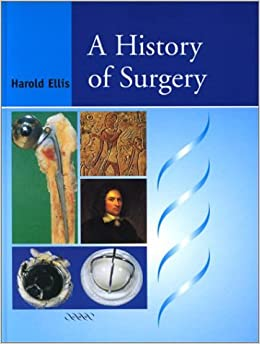 Book A History of Surgery