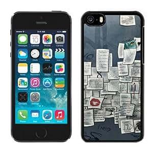 New Beautiful Custom Designed Cover Case For iPhone 5C With Qwaser Of Stigmata Manga Phone Case