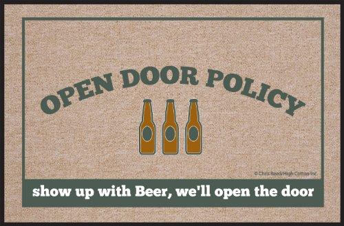 high-cotton-open-door-policy-beer-doormat